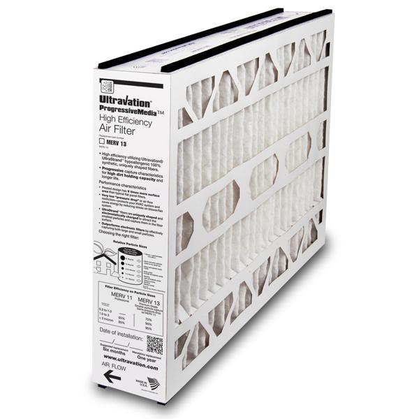 Ultravation 91-013 20x20x5 MERV 11 Filter 4 Pack